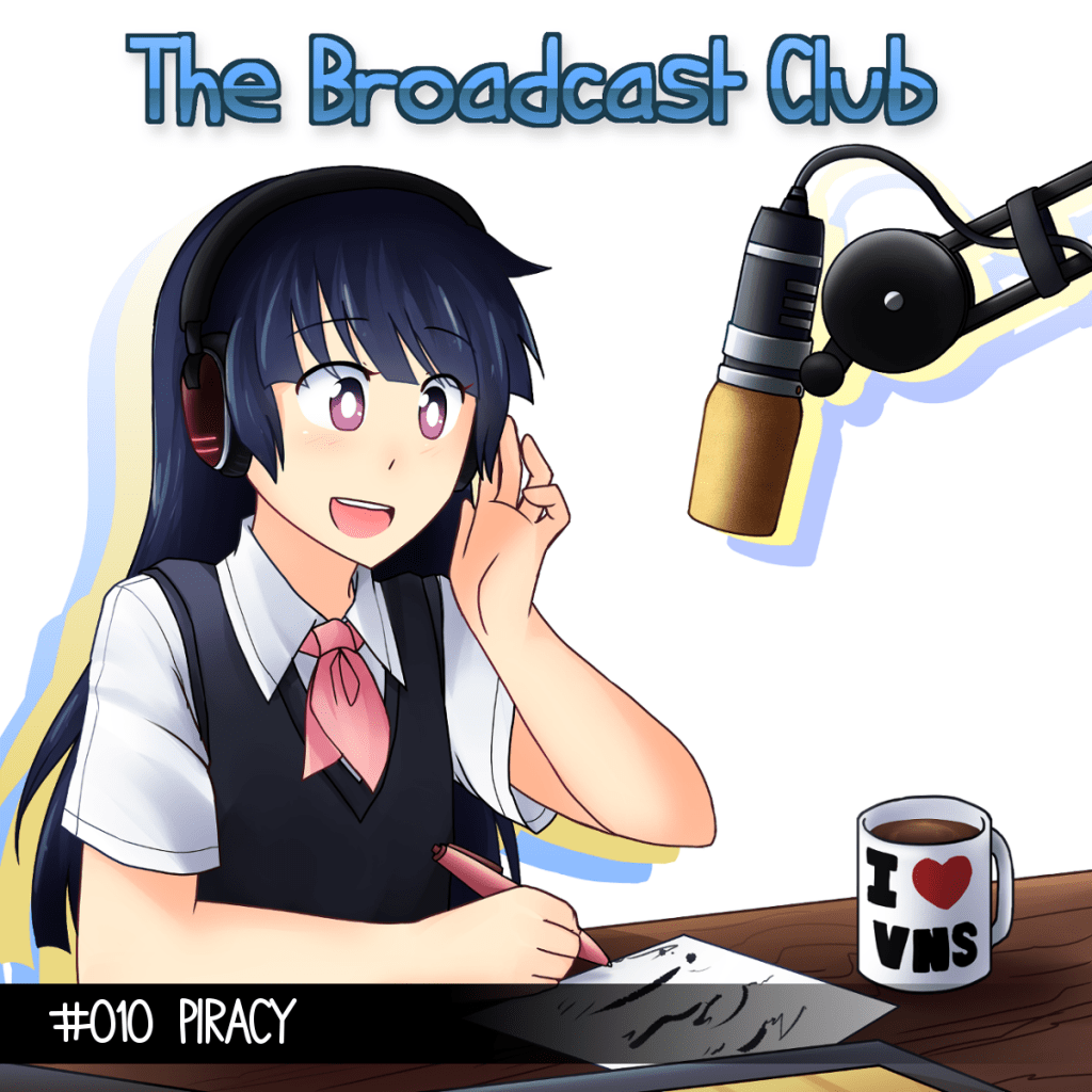 Episode 10 Piracy Episode Cover